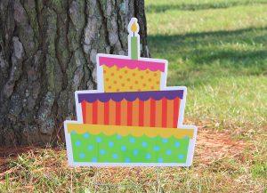 Birthday Cake 3-layer