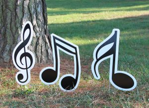 Music Notes -Group