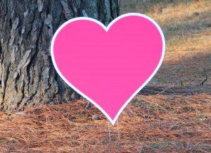 Heart-Pink