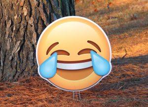 Emoji (Lauging/Tears)