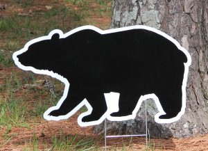 Bear-Silhouette