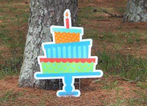 Cake-Blue