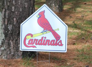 STL Cardinals- Home Plate