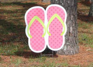 Flip Flops-Pink