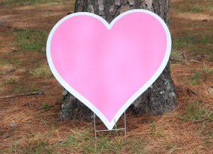 Heart-Light Pink