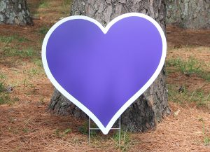 Heart-Purple