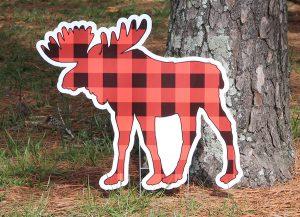 Moose-Plaid